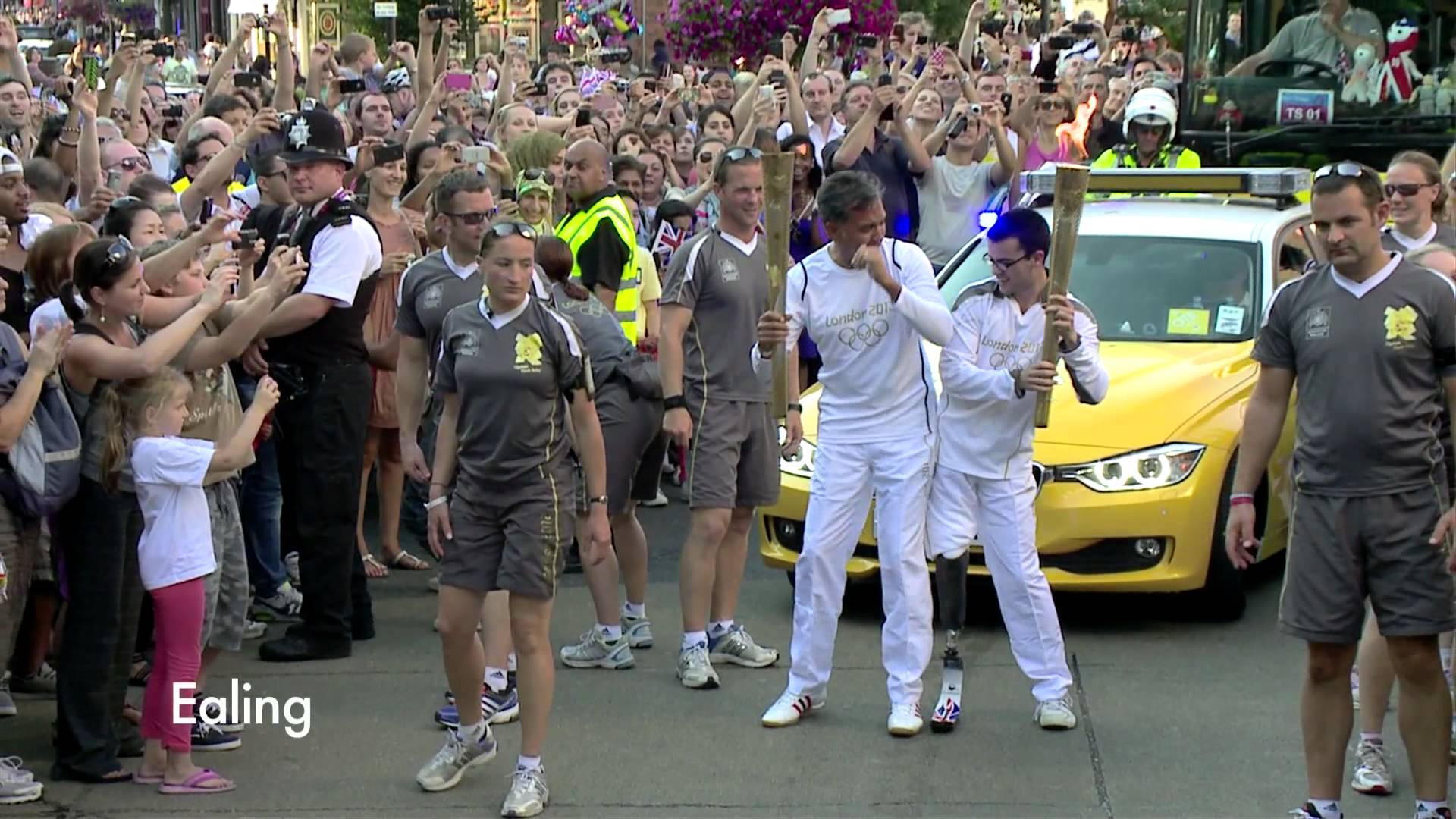 2012 Torch Relay