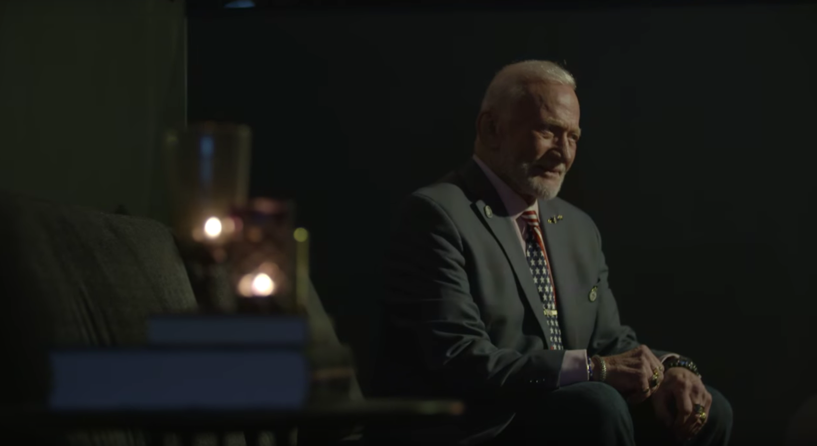 OMEGA House at Rio 2016 – Cocktails in Space with Buzz Aldrin