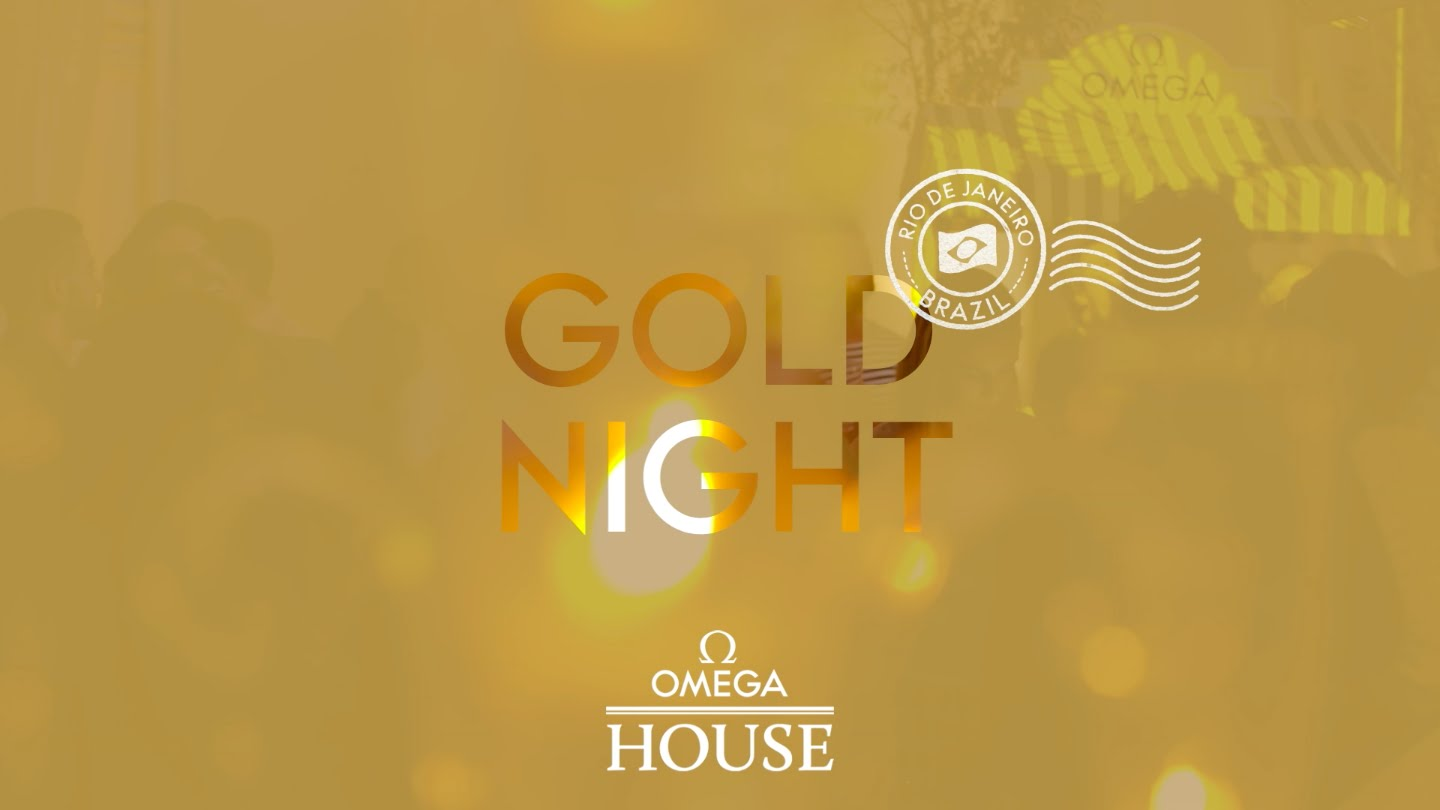OMEGA House at Rio 2016 – Gold Night with Alessandra Ambrosio Official OMEGA YouTube channel